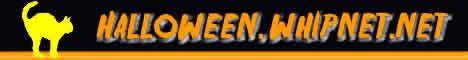 Yellow Halloween Cat