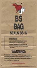 BS BAG for all your BS